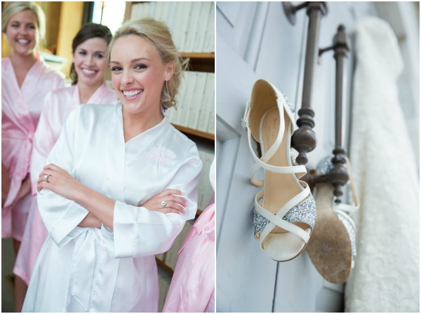 Highlands on 4th Wedding by Evin Photography