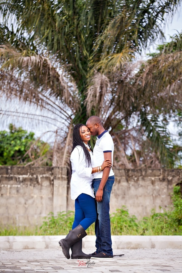 Lagos Engagement Session by Gazmadu10