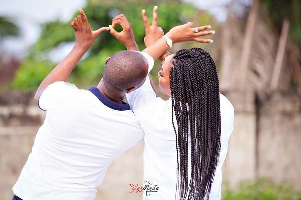 Lagos Engagement Session by Gazmadu13