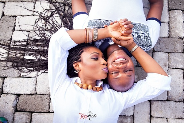 Lagos Engagement Session by Gazmadu15