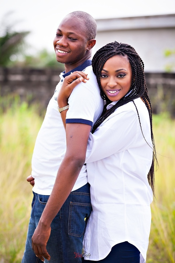 Lagos Engagement Session by Gazmadu2