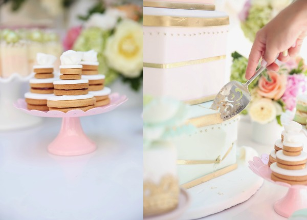 Love themed bridal shower by Melody Melikian Photography