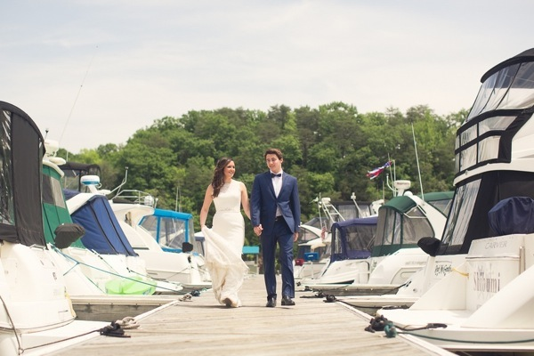 Nautical Wedding Inspiration by Judah Avenue 2