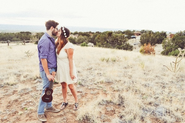New Mexico Engagement Shoot by Lillabella Photography 12