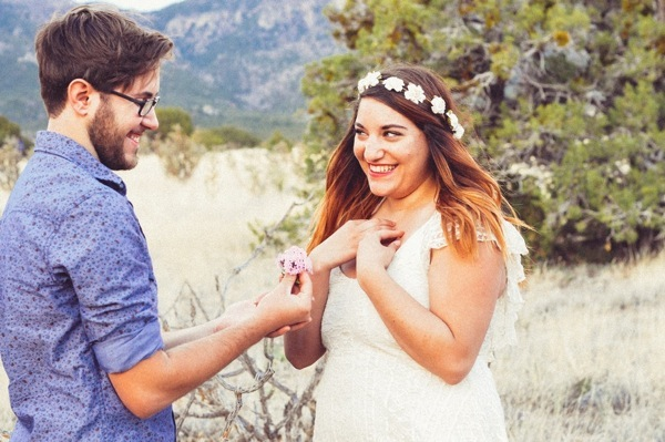 New Mexico Engagement Shoot by Lillabella Photography 33