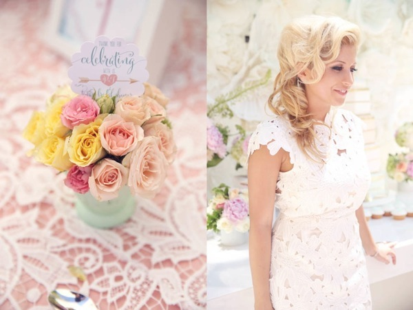 Pink Bridal Shower by Melody Melikian Photography 22