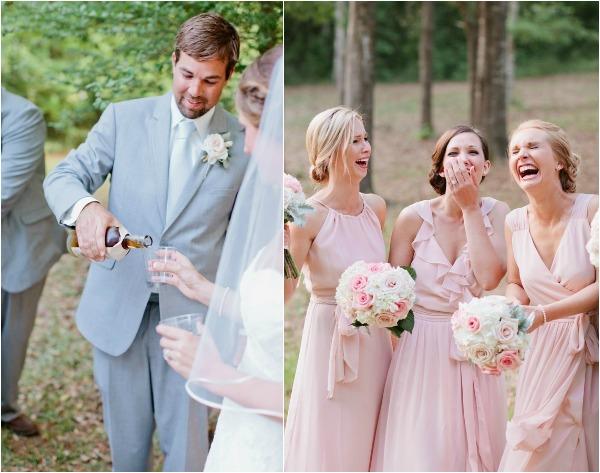 Rustic Alabama Wedding - Freshly Bold