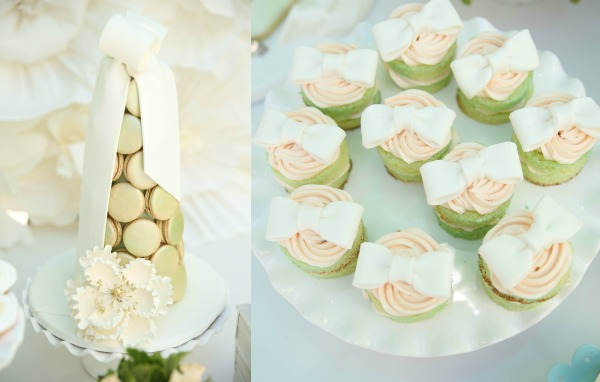 Sweet Bridal Shower by Melody Melikian Photography