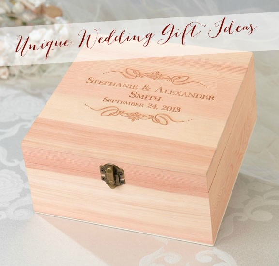 Unique Wedding Gift Ideas