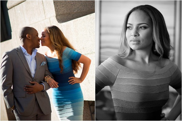 Washington DC Engagement Shoot by Wale Ariztos