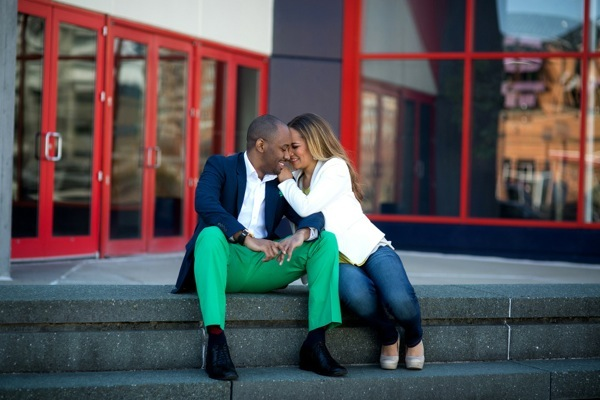 Washington DC Engagement by Wale Ariztos Photography 4