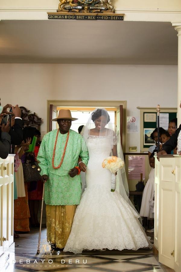 Landmark London Wedding by Adebayo Deru Photography 34