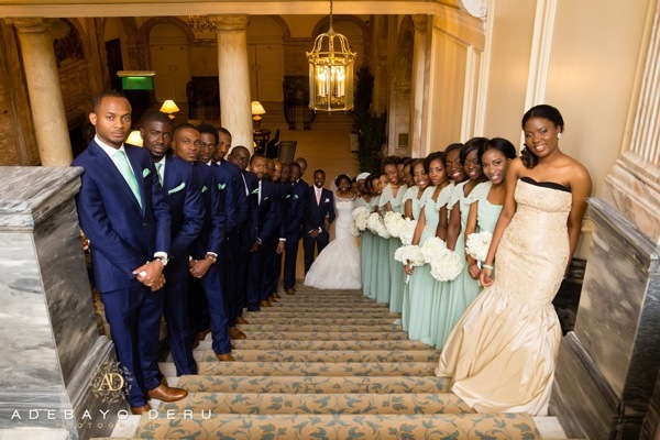 Landmark London Wedding by Adebayo Deru Photography 52