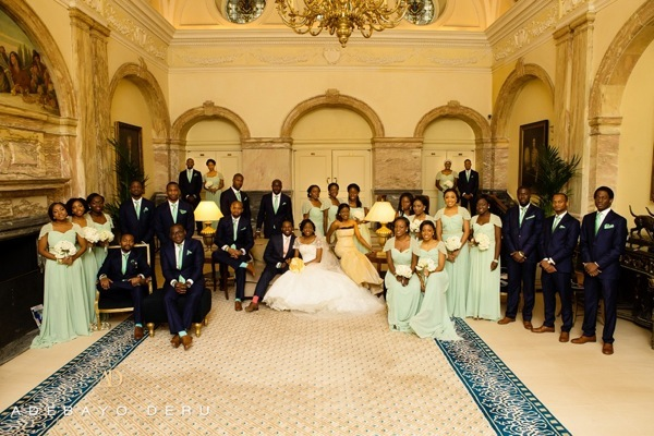 Landmark London Wedding by Adebayo Deru Photography 53