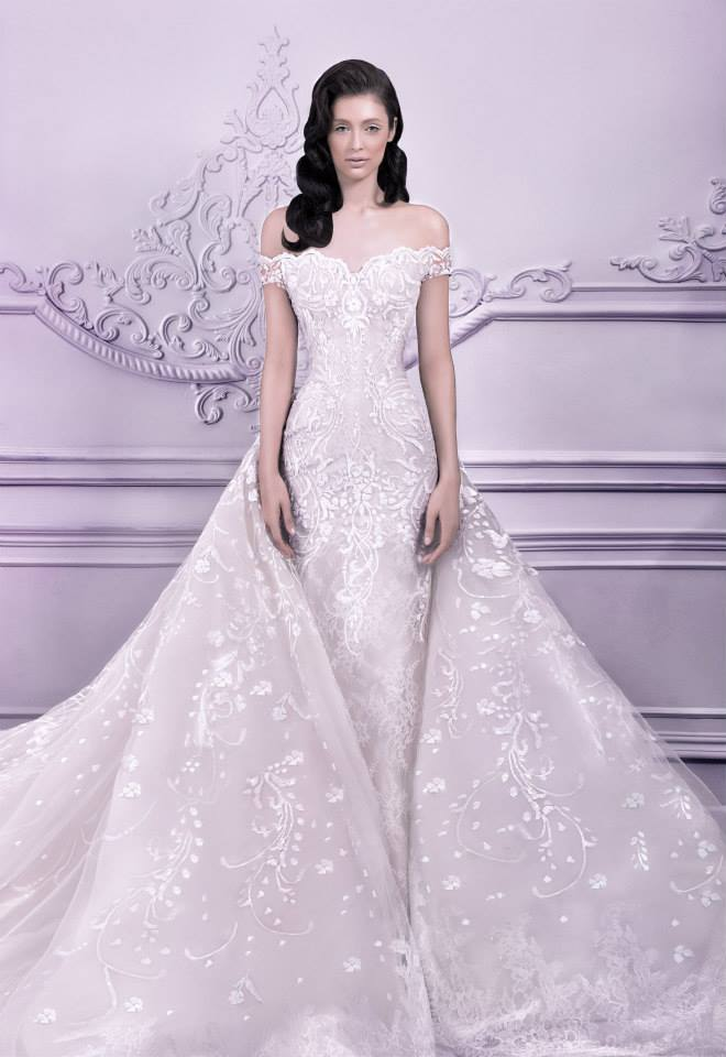 Michael Cinco Bridal SS