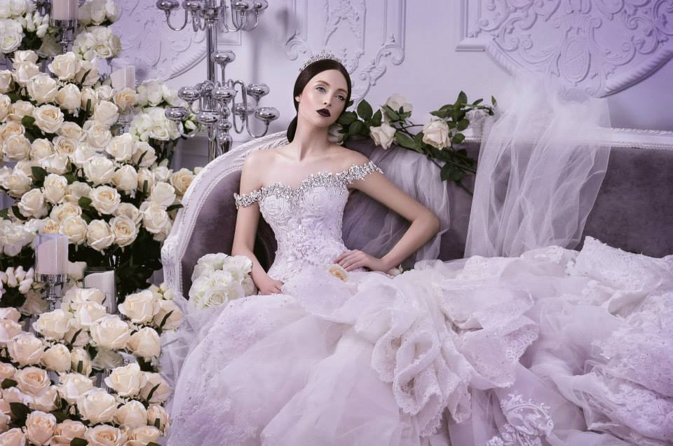 Michael Cinco Couture Spring Summer