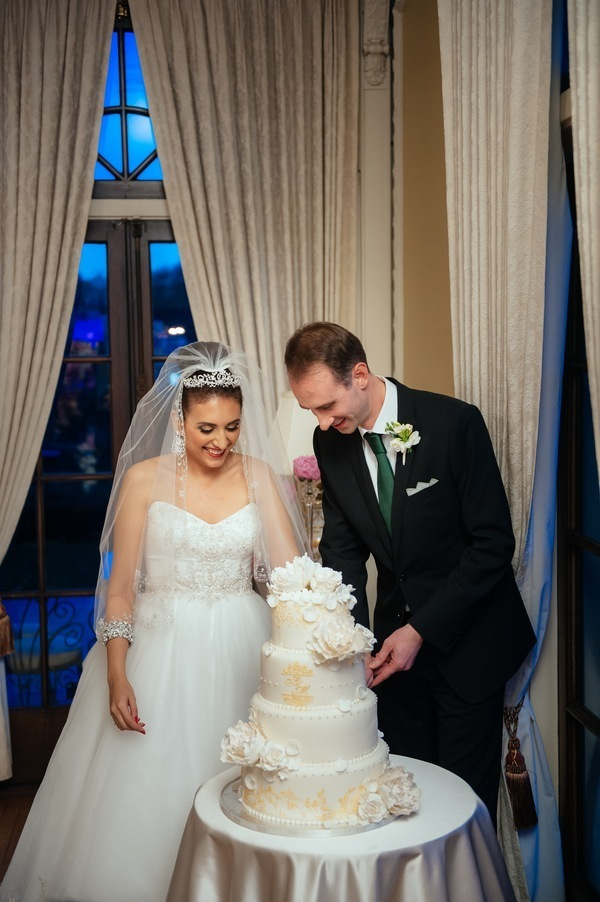 Pink Wedding at the Hycroft Mansion Will Pursell Photography 76
