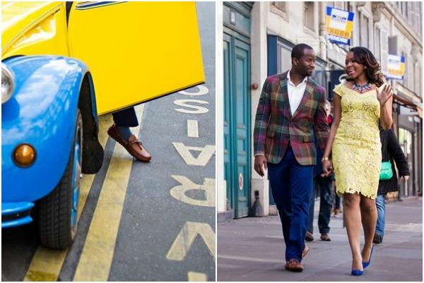 Parisian E-Shoot by Dotun Ayodeji