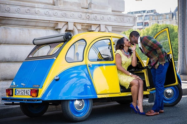 Parisian Engagement Shoot by Dotun Ayodeji 10
