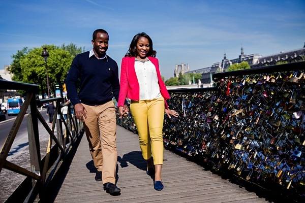 Parisian Engagement Shoot by Dotun Ayodeji 24