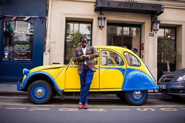 Parisian Engagement Shoot by Dotun Ayodeji 3