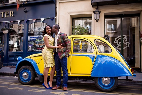 Parisian Engagement Shoot by Dotun Ayodeji 4