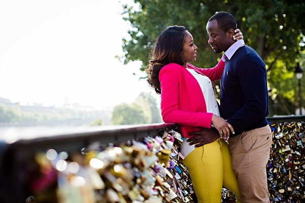 Parisian Engagement Shoot by Dotun Ayodeji 41