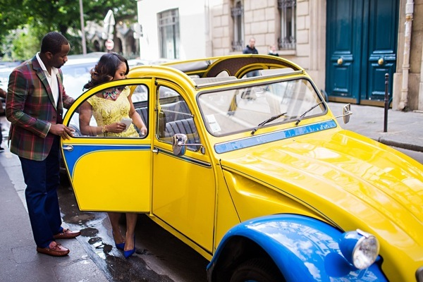 Parisian Engagement Shoot by Dotun Ayodeji 5