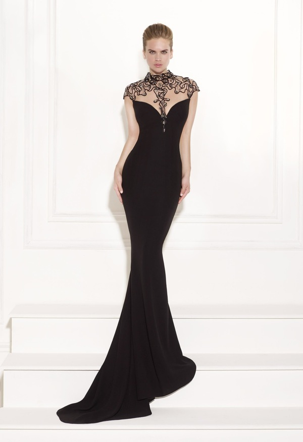 Reception Dresses by Tarik Ediz 1