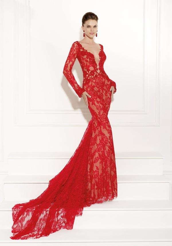 Reception Dresses by Tarik Ediz 28
