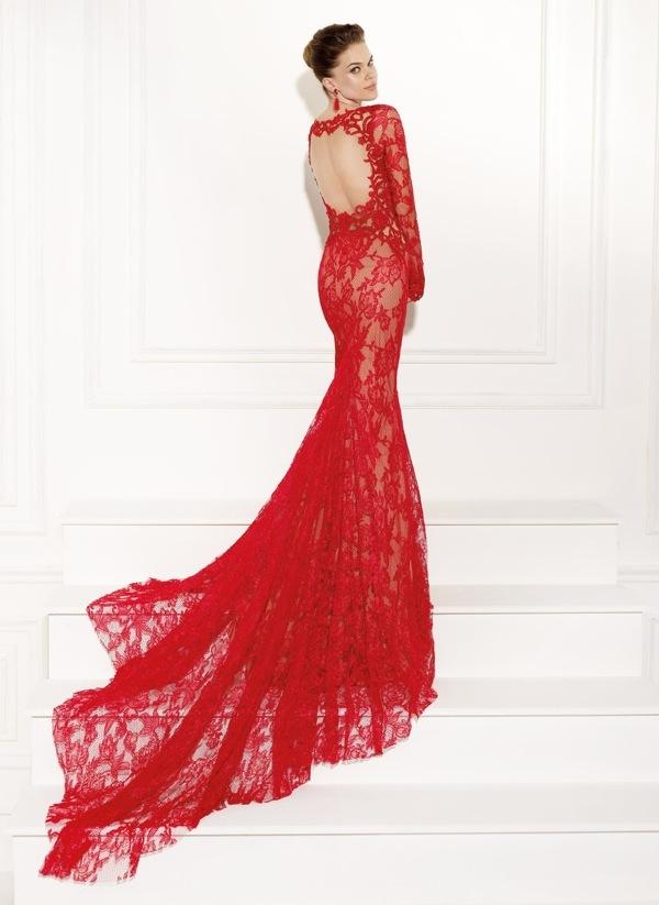 Reception Dresses by Tarik Ediz 29