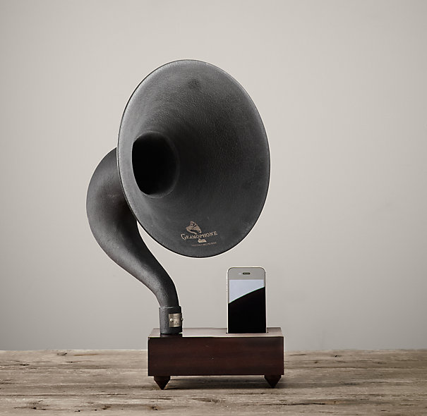 iphone gramophone-wedding gifts under 200