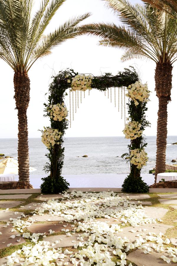 Elegant Destination Wedding in Cabo 43