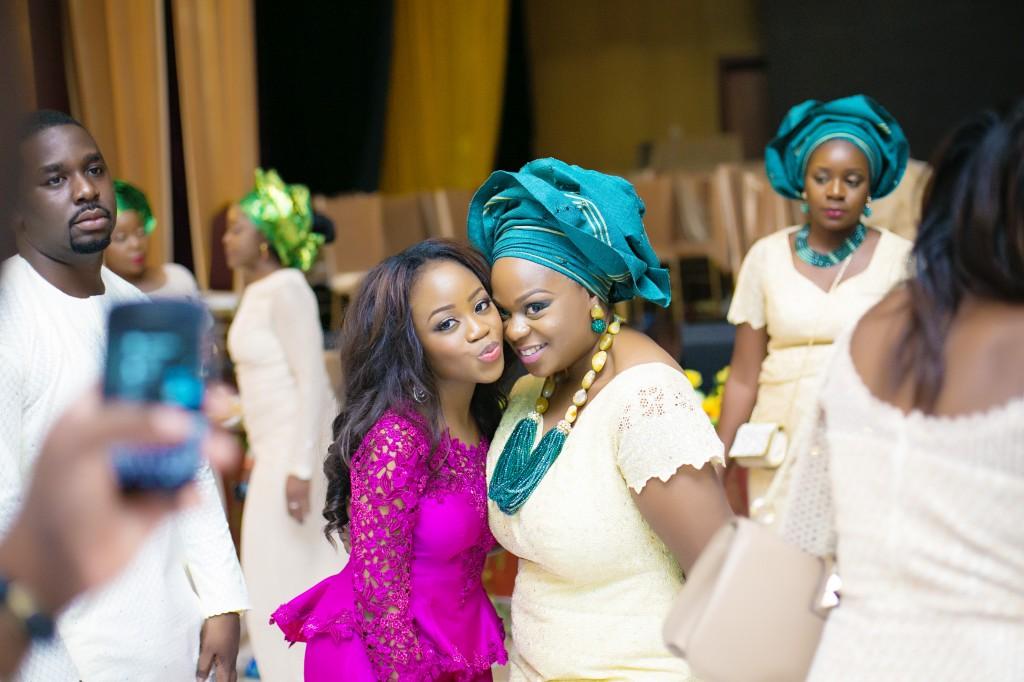 Kike and Tayo - Traditional Wedding  100