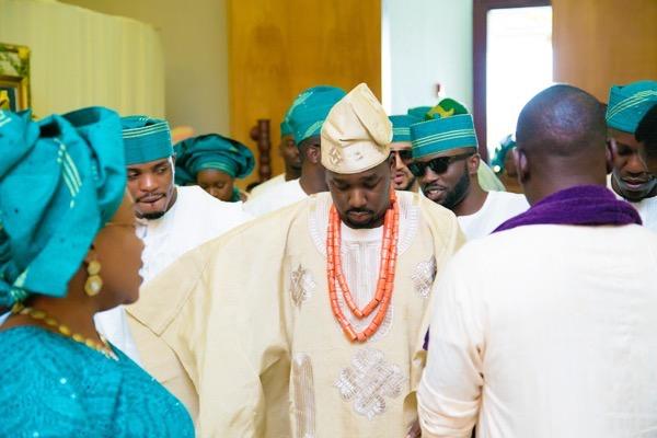 Kike and Tayo - Traditional Wedding  54
