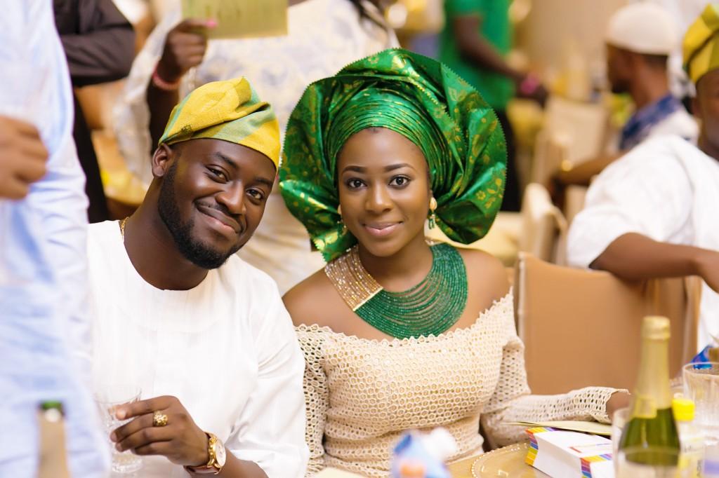 Kike and Tayo - Traditional Wedding  83