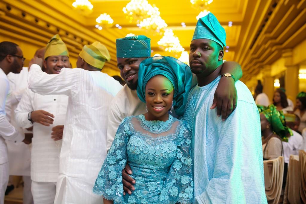 Kike and Tayo - Traditional Wedding  89