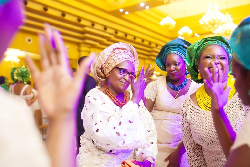 Kike and Tayo - Traditional Wedding  94