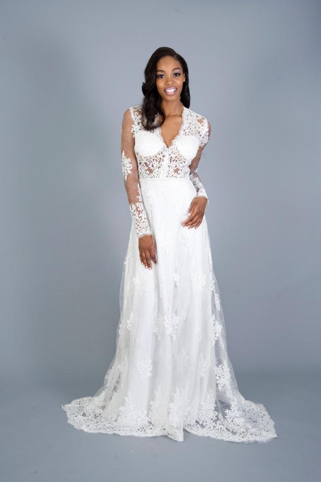 Pantora Bridal 2015 Collection 4
