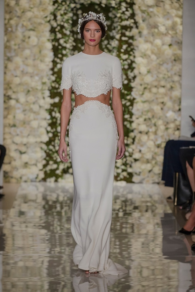 Reem Acra Fall 2015- Aisle Perfect