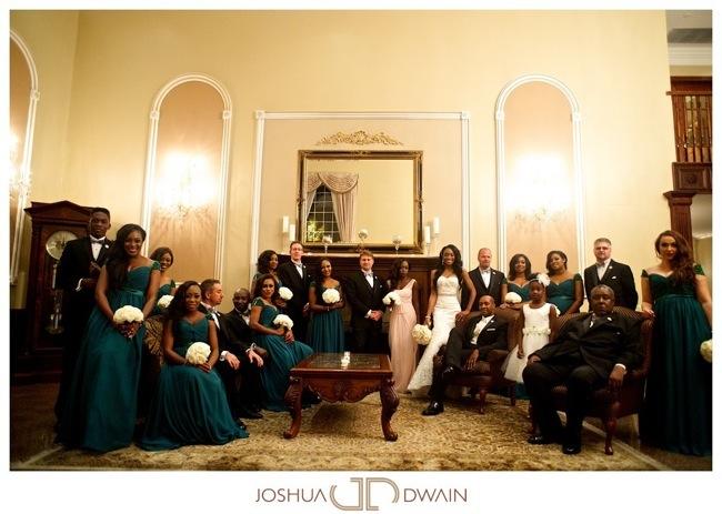 The Estate at Florentine Gardens Wedding by Joshua Dwain 110