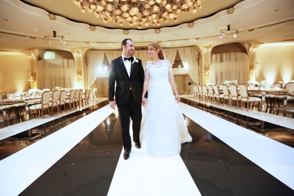 Breathtaking Beverly Hills Hotel Wedding 54