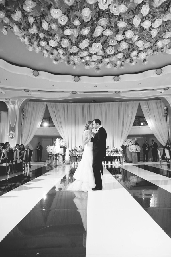 Breathtaking Beverly Hills Hotel Wedding 87