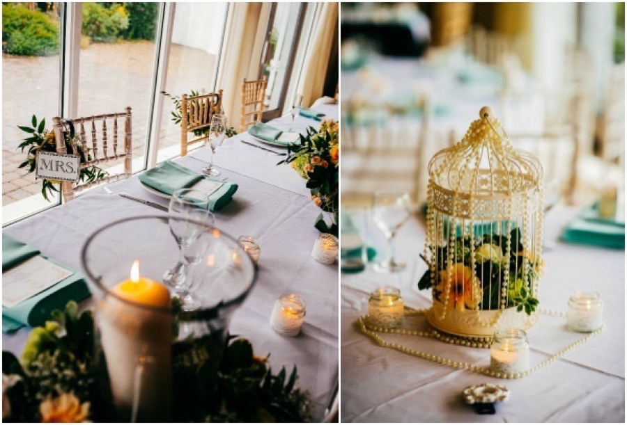 Chic Tented Wedding at Fennes by Dollhouse Events 109