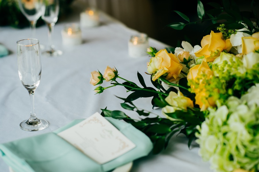 Chic Tented Wedding at Fennes by Dollhouse Events 113