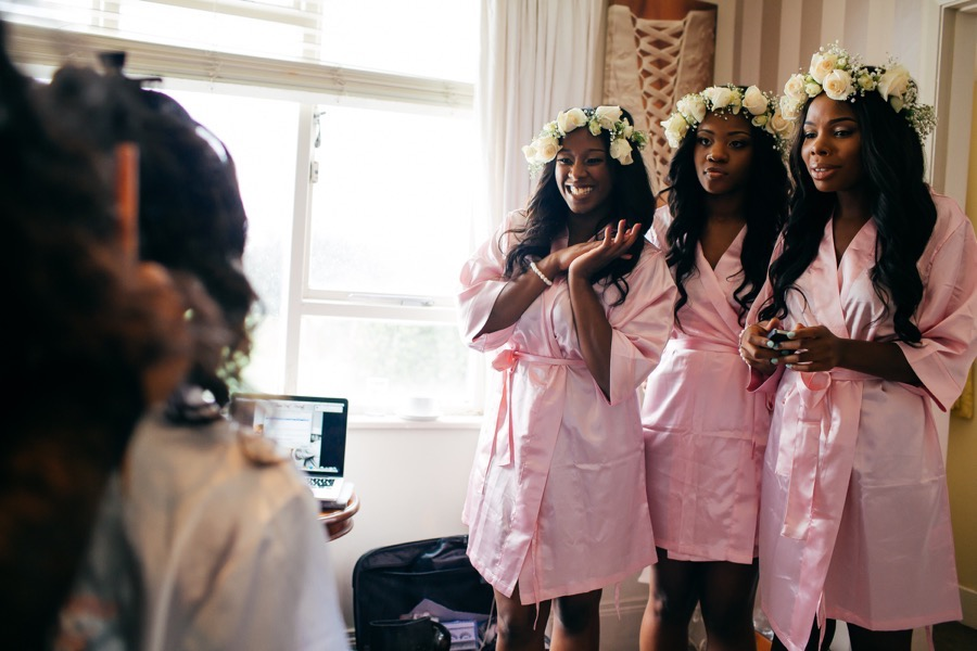 Chic Tented Wedding at Fennes by Dollhouse Events 40