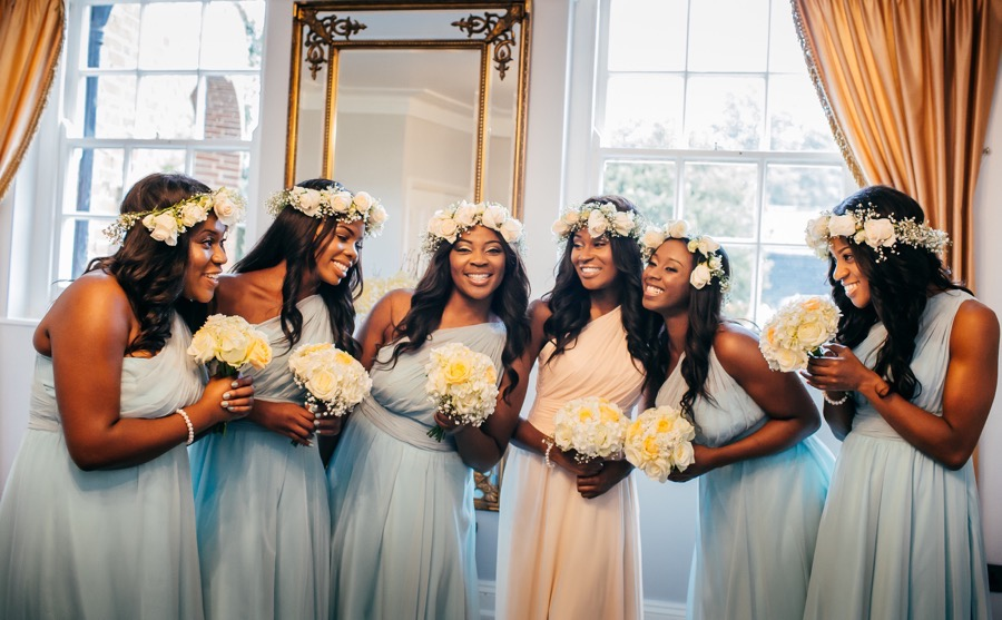Chic Tented Wedding at Fennes by Dollhouse Events 44