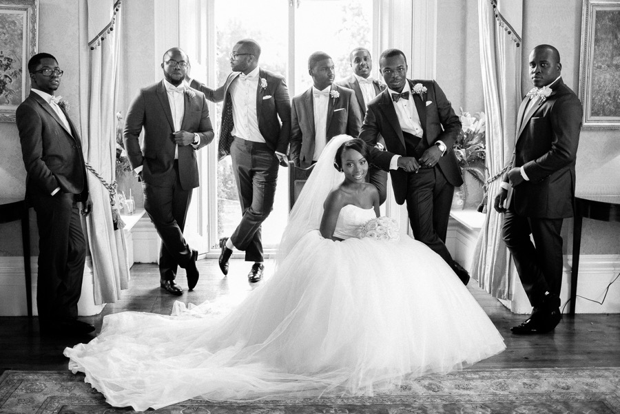 Chic Tented Wedding at Fennes by Dollhouse Events 65