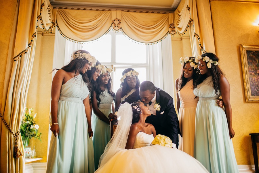 Chic Tented Wedding at Fennes by Dollhouse Events 67