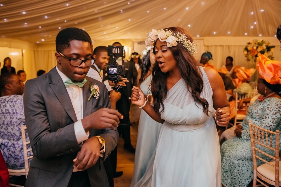 Chic Tented Wedding at Fennes by Dollhouse Events 73